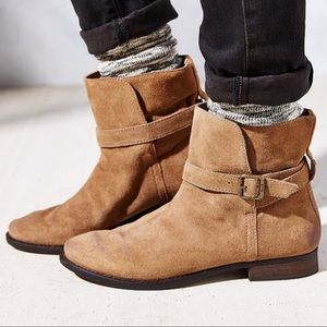 Sam Edelman Malone Ankle Buckle Booties